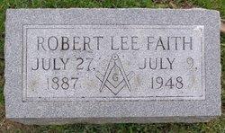 Robert E. Lee Faith
