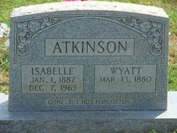Lucraagie Isabelle Belle <i>Neal</i> Atkinson