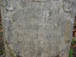 Elizabeth Isabella <i>White</i> Bowman