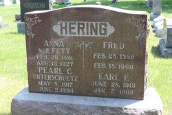 Anna <i>Fett</i> Hering