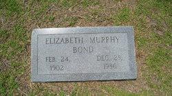 Elizabeth <i>Murphy</i> Bond