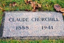 Claude Udell Churchill