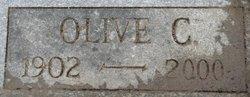 Olive C Carr