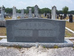 Janie Eliza <i>Dasher</i> Bland