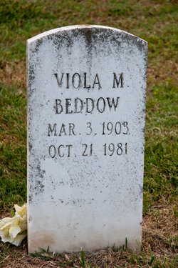Viola Beddow