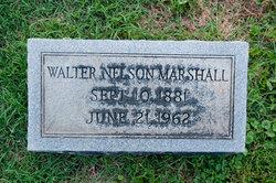 Walter Nelson Marshall