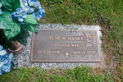 Elsie H Haney