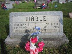 Ida Belle <i>Smith</i> Wable