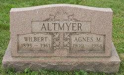 Agnes M Altmyer