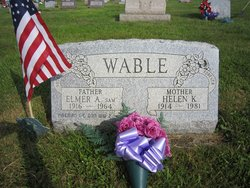 Elmer A. Sam Wable