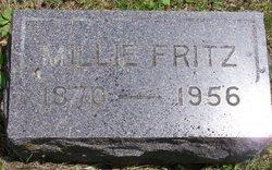 Millie <i>Barnes</i> Fritz