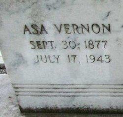 Asa Vernon Barnard