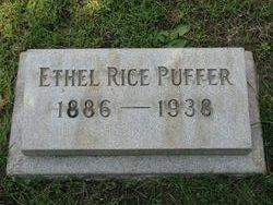 Ethel Hume <i>Rice</i> Puffer