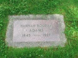 Hannah Rocella Adams