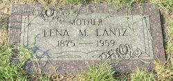 Lena M Lantz