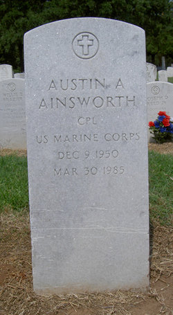 Austin A. Ainsworth