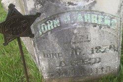 John J. Ahrend