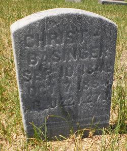 Christ Basinger