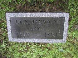 John Randolph Earl, Sr