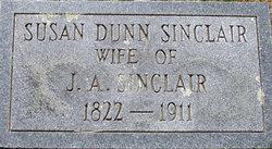 Susan <i>Dunn</i> Sinclair