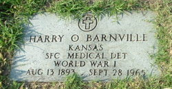 Harry O Barnville