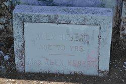 Alex Hebert