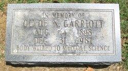 Clyde Newton Garriott