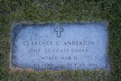 Clarence Godfrey Anderson