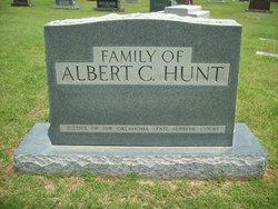 Judge Albert C Hunt