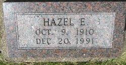 Hazel Elizabeth <i>Alexander</i> Bennett