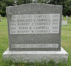 Robert J Campbell