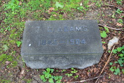 Townsend C Adams