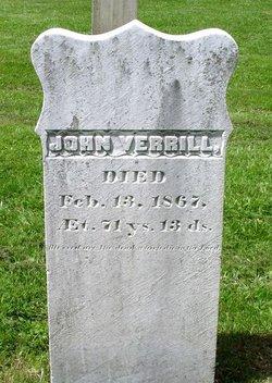John Verrill