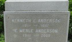 Kenneth Eugene Anderson