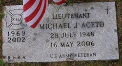 Michael J Aceto