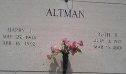Harry T. Altman