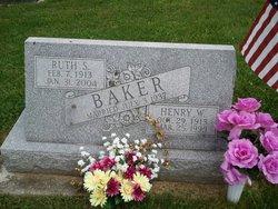 Henry W Baker
