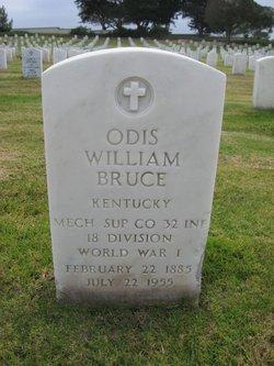 Odis William Bruce