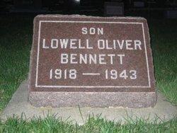 Lowell Oliver Bennett