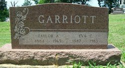 Eva C. <i>Collins</i> Garriott