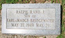 Ralph Randal Bridgewater