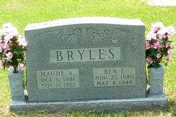 Maude A. Bryles