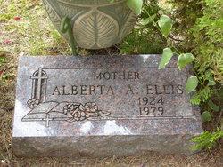 Alberta Ellis
