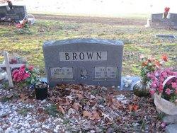 Geneva Mary <i>McClure</i> Brown