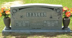 H Collice Bryles