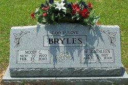 M Kathleen Bryles