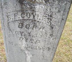 Benjamin Franklin Cutler