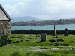 Saint Orans Chapel Cemetery