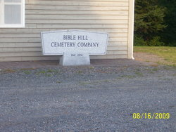 Bible Hill Cemetery