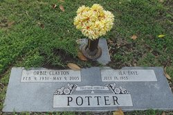 Orbie Clayton Potter